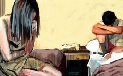 زوج يضبط زوجته رفقة والده متلبسان بالخيانة الزوجية