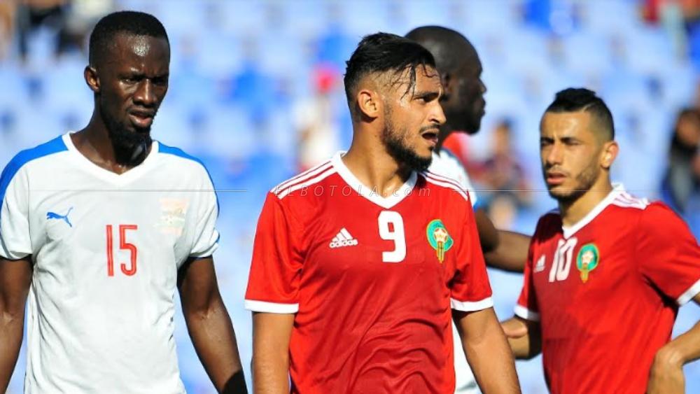 المنتخب المغربي يخسر في المباراة الودية التي جمعته بزامبيا