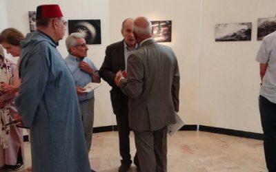 افتتاح الدورة 3 للتظاهرة الثقافية والفنية الإكليل الثقافي بالرباط + صور