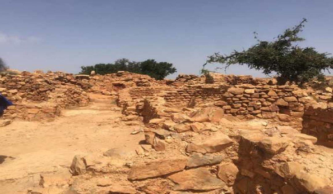 الموقع الأثري إكليز بإقليم تارودانت ضمن الآثار الوطنية
