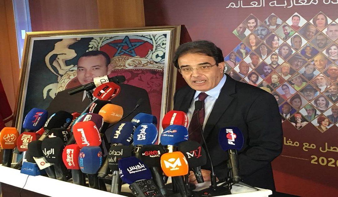 بنعتيق يعطي الانطلاقة الرسمية لبرنامج 300 عرض مسرحي لفائدة مغاربة العالم في حفل بهيج بالصخيرات
