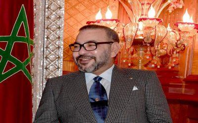 صورة جديدة للملك محمد السادس تثير اعجاب رواد مواقع التواصل الاجتماعي