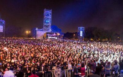 الدورة 18 لمهرجان موازين تستقطب أزيد من مليوني شخص من الجمهور