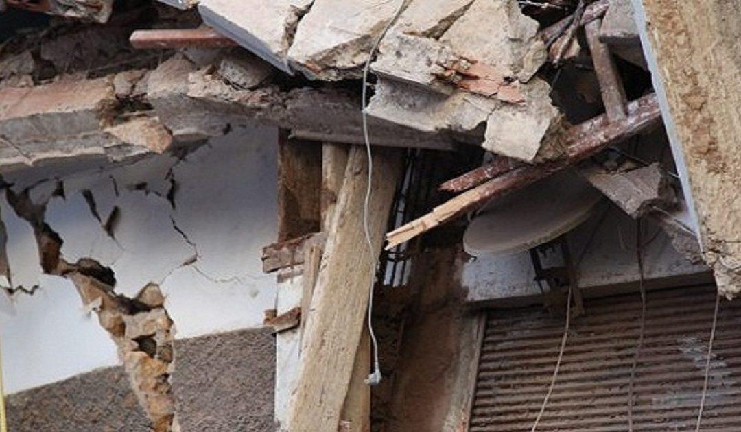 خطير…انهيار سقف منزل بالمدينة القديمة بالبيضاء