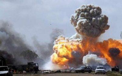 7 قتلى مغاربة وثلاثة في عداد المفقودين في القصف الذي طال مركز الهجرة غير النظامية بليبيا