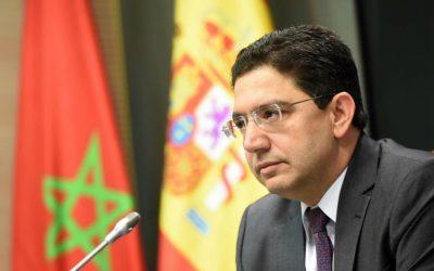 المغرب يعلن تضامنه مع الدول العربية بالخليج ضد إيران