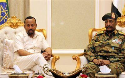 الفرقاء السودانيون يوقعون بالأحرف الأولى على اتفاق المرحلة الانتقالية