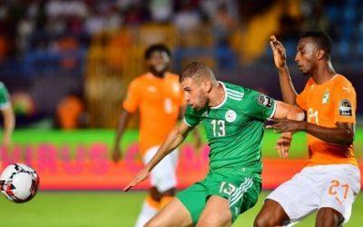 """ركلات الترجيح تؤهل المنتخب الجزائري لدور نصف النهائي لـ""""الكان"""""""