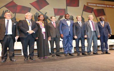 الدكالي يحل بافتتاح أشغال الدورة الـ20 للمنتدى الصيدلاني الدولي بمراكش