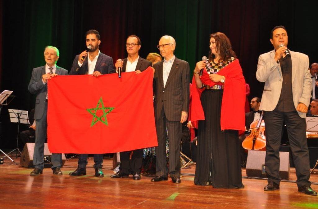 مسرح محمد الخامس يحتضن حفل وطني بمناسبة عيد العرش