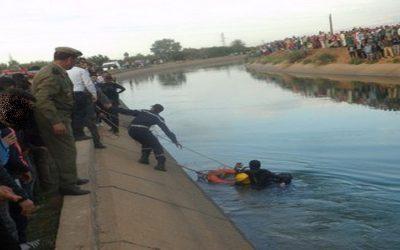 مصرع شاب غرقا في قناة مائية بأفورار