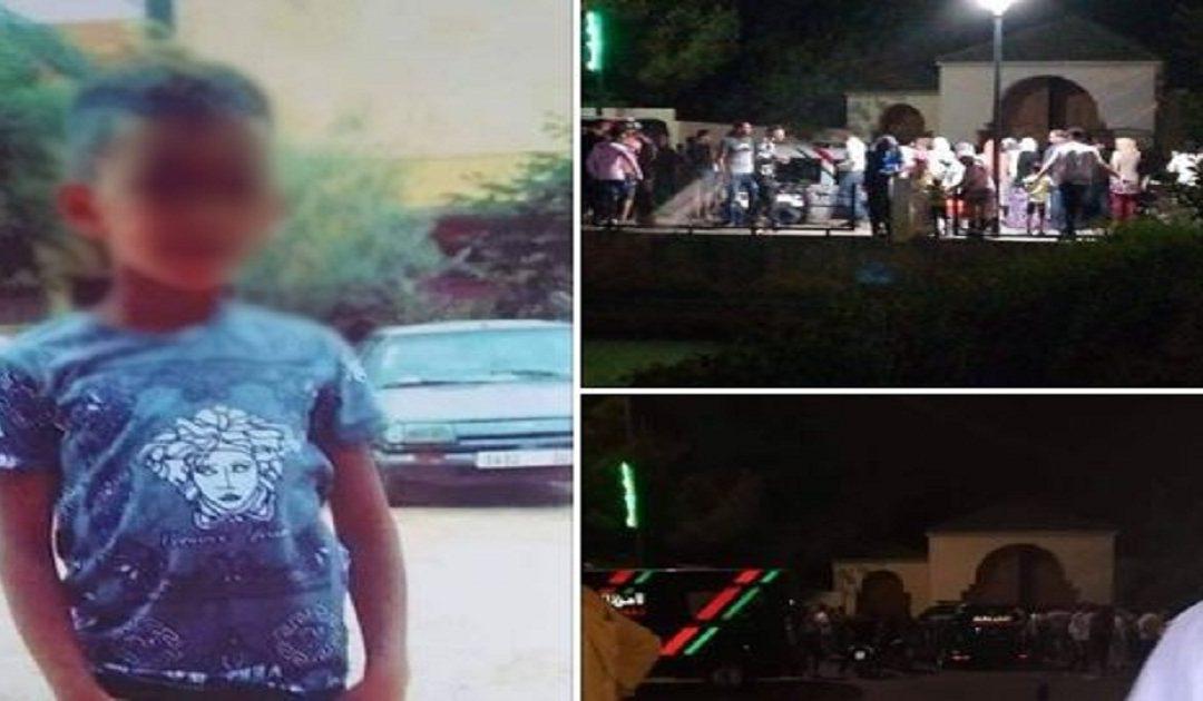 اعتقال عدة أشخاص على خلفية مقتل طفل مكناس