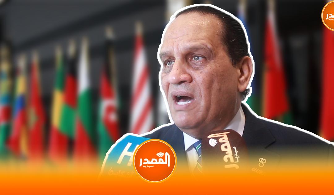 أحمد ناصر :المغرب يملك مؤهلات قوية لإنجاح الدورة 12 للألعاب الإفريقية