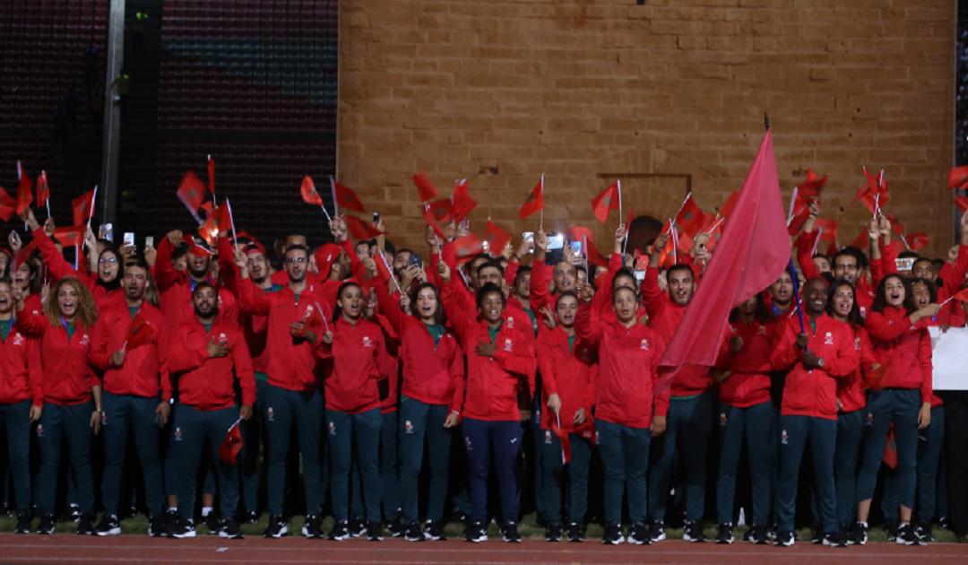 المغرب يحل ثانيا في سبورة الميداليات خلال اليوم الثاني من دورة الألعاب الإفريقية