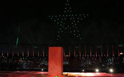 رفع الستار عن الدورة 12 للألعاب الإفريقية بحفل افتتاح تاريخي رسم صورة المغرب التاريخية وأبرز هويته الإفريقية
