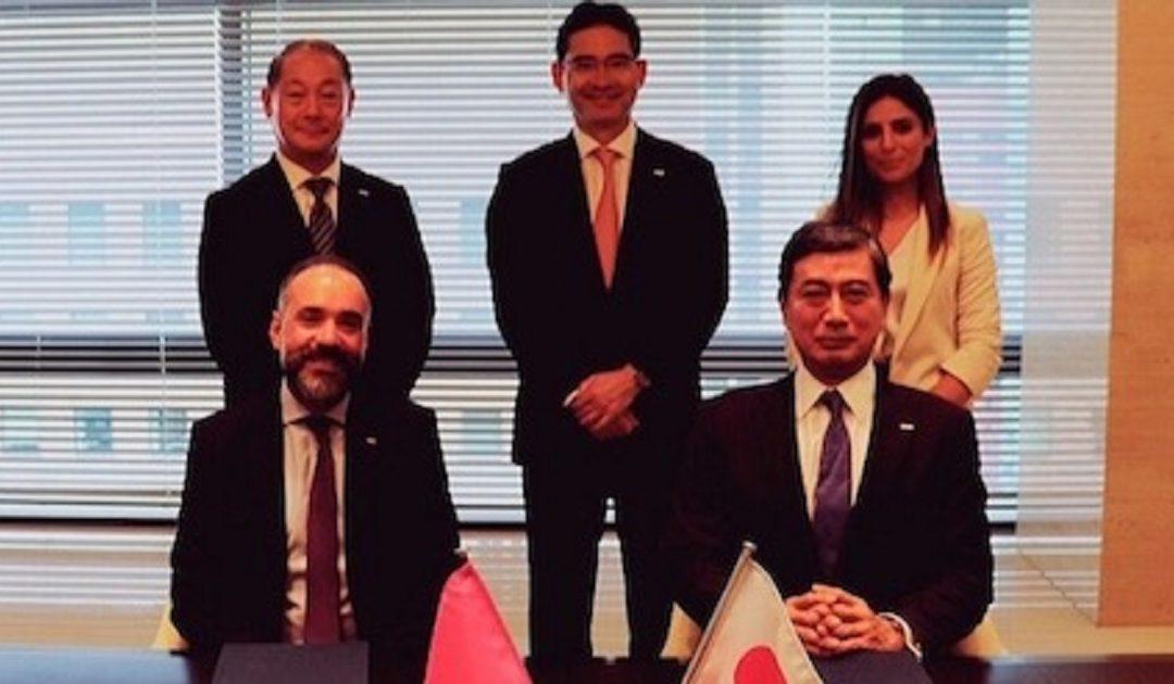 البنك الشعبي يوقع مذكره تفاهم مع المجموعة البنكية اليابانية لتطوير فرص الأعمال في القارة السمراء