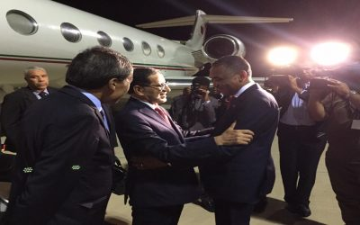 العثماني يمثل المغرب في مراسيم تنصيب الرئيس الموريتاني