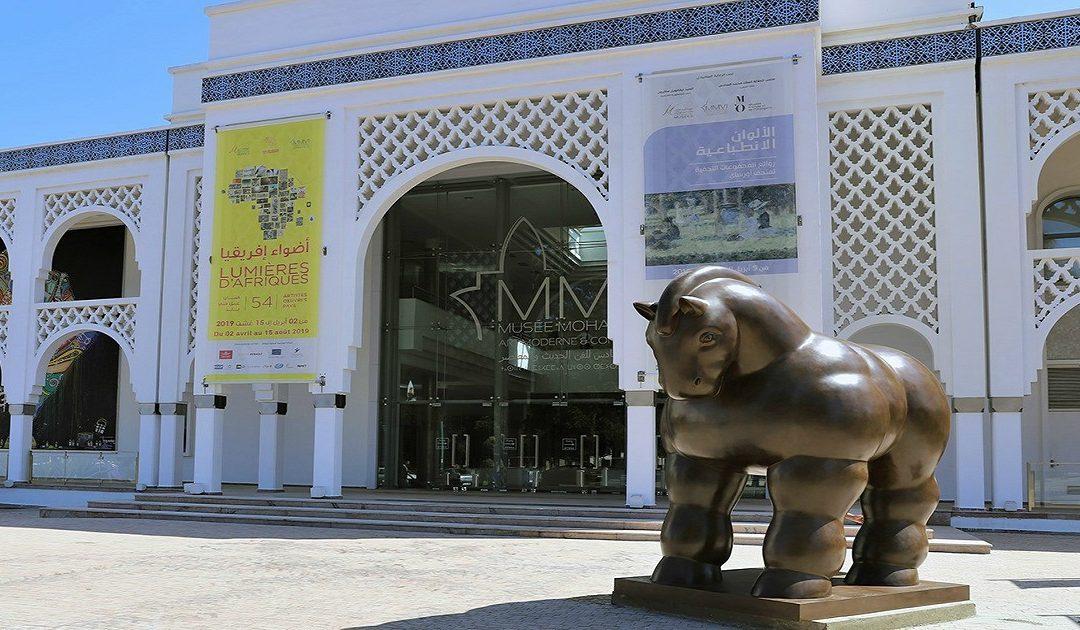 """الرباط تستضيف النحات الكولومبي الكبير بوتيرو من خلال عمله الشهير """"الحصان"""