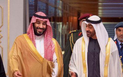 السعودية والإمارات تستنكران الاتهامات وحملات التشويه التي تتعرض لها أبوظبي على خلفية أحداث اليمن
