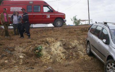 حادثة سير تودي بحياة شخص من القوات المساعدة بنواحي آسفي