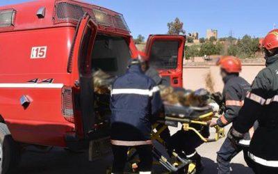 مصرع ثلاثة أشخاص في حادثة سير مروعة بنواحي تطوان
