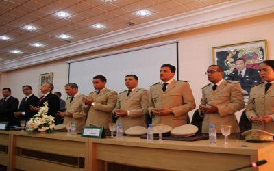 عامل الحوز رشيد بنخيخي يترأس حفل تنصيب رجال السلطة الجدد بالإقليم