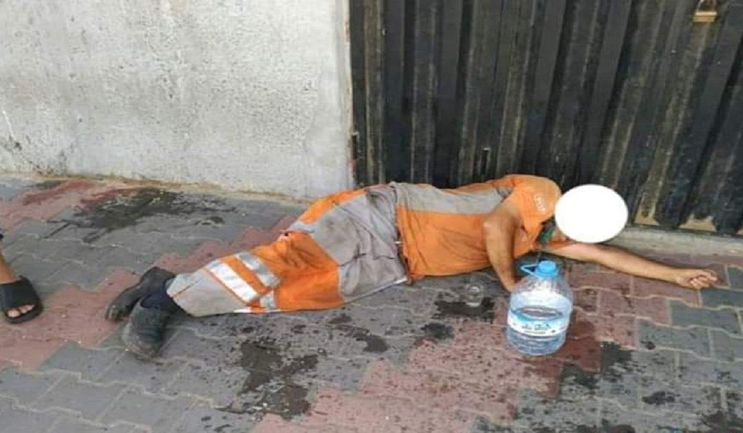 وفاة عامل نظافة في الدار البيضاء أثناء عمله