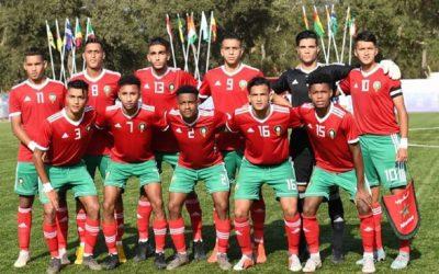وتتوالى الإخفاقات الكروية للمنتخبات الوطنية .. منتخب الشبان يودع الألعاب الإفريقية المغرب 2019 من الدور الأول