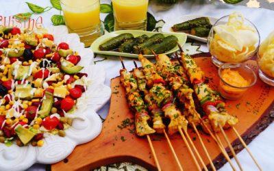 5 نصائح غذائية هامة لوجبات صيفية صحية