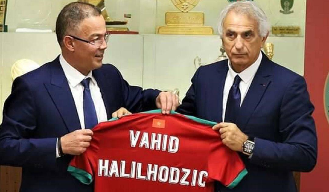 وحيد خليلودزيتش: عودتي إلى المغرب هي عودة إلى الجذور وهدفي الأول مع الأسود بلوغ نهائيات مونديال قطر 2022