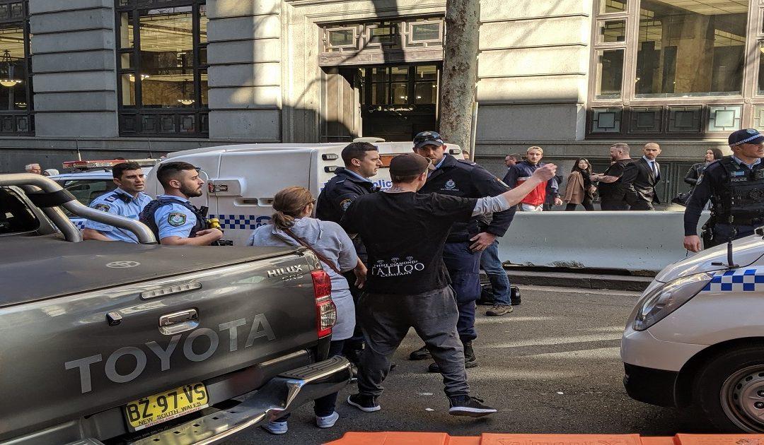 الشرطة الأسترالية تعلن حالة إستنفار لهذا السبب