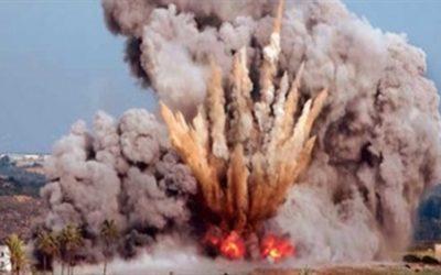 انفجار قنبلة بمدينة طانطان