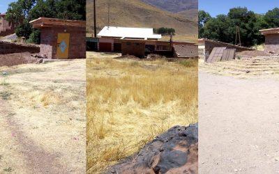 عون سلطة يتحدى تعليمات عامل إقليم الحوز و يشيد من جديد بناية باوكايمدن