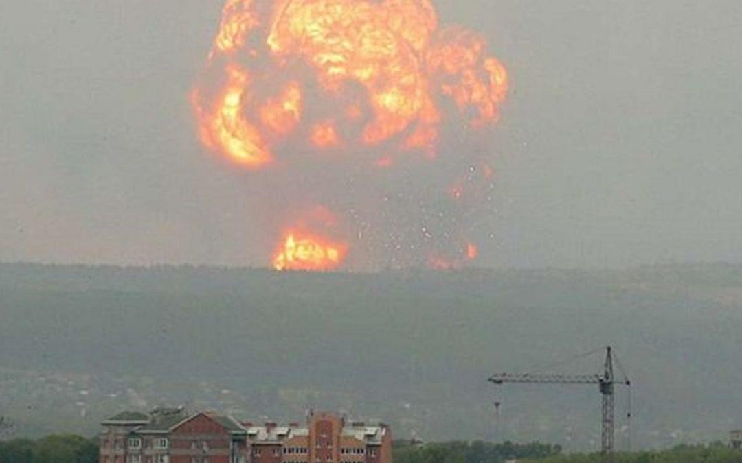 كارثة نووية تلوح في الأفق بروسيا ومخاوف من تكرار كارثة تشرنوبل