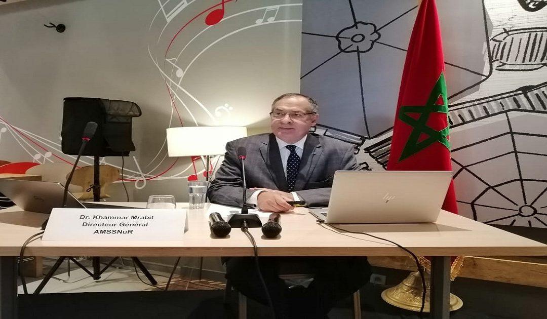 الدكتور الخمار: المغرب يعد نموذجا في مجال محاربة الإرهاب النووي