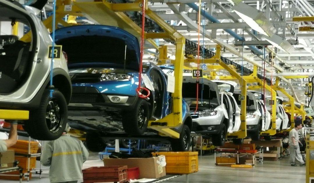 انخفاض  في معدل مبيعات السيارات الجديدة  خلال الشهر الماضي