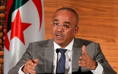 رئيس الوزراء الجزائري سيستقيل قريبا