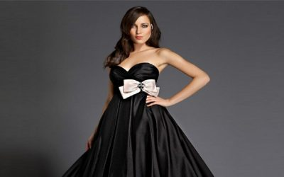 لعاشقات اللون الأسود… 5 إطلالات كاملة بالأسود لتتألقي في كافة مناسباتك