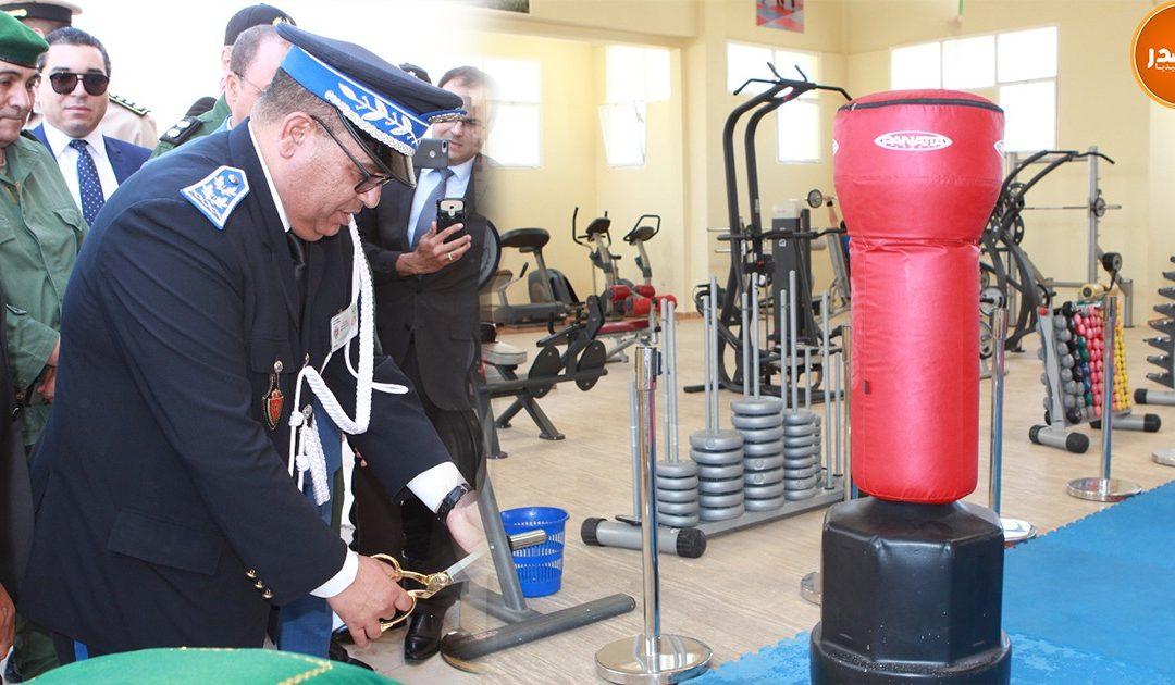 افتتاح مدرسة للشرطة بالعيون بطاقة استيعابية تفوق 400 متدرب