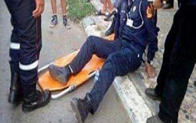 """إعتداء شنيع على شرطي من طرف نجلي قياديين في حزب """"العدالة و التنمية"""""""