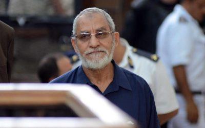 القضاء المصري يقضي بالسجن المؤبد في حق المرشد العام لجماعة الإخوان