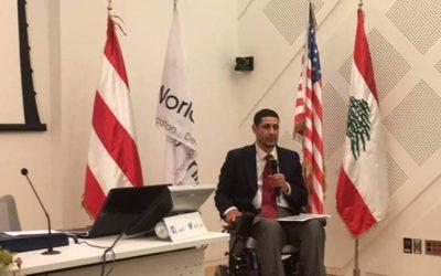 المحجوب الدوة  مصور صحفى اقعدته حادثة على كرسي وتحدى الاعاقة