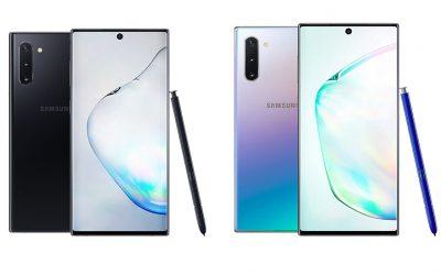 جديد سامسونغ : Galaxy Note10  مع قلم «إس بان»