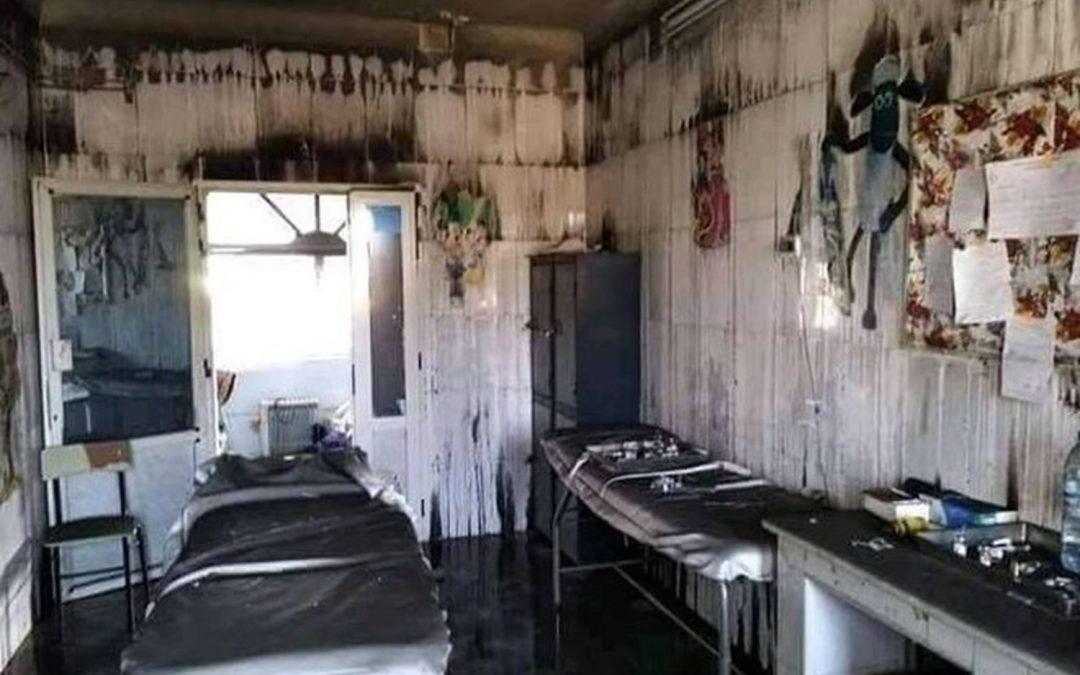 مصرع 8 أطفال حديثي الولادة جراء حريق شب بأحد مستشفيات الولادة بالجزائر
