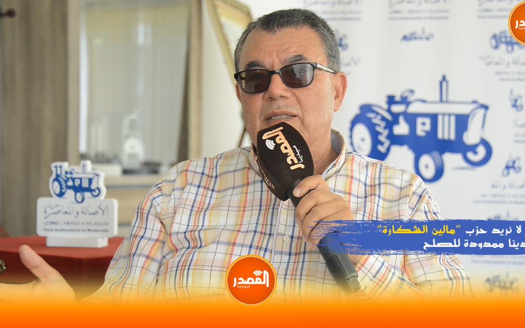 أحمد التهامي :يجب فتح تحقيق في تمويل لقاءات تيار المستقبل