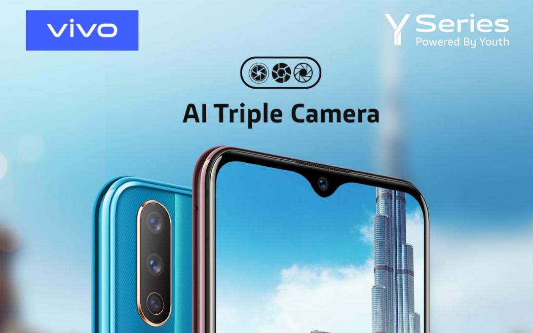 فيفو تكشف النقاب عن سلسلة هواتف Y الجديدة