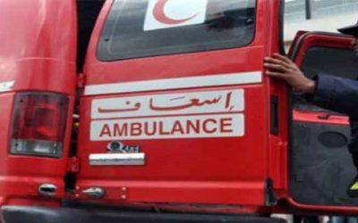 شاحنة من النوع الكبير تدهس عاملين وتسقطهما قتيلين على الفور نواحي سطات