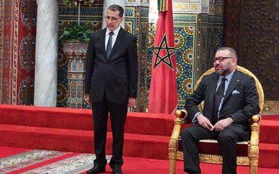 الملك محمد السادس يستقبل أعضاء الحكومة الجديدة+ اللائحة الكاملة