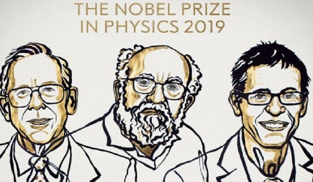 """لجنة جائزة """"نوبل"""" تكشف عن أسماء الفائزين بالجائزة في صنف الفيزياء"""
