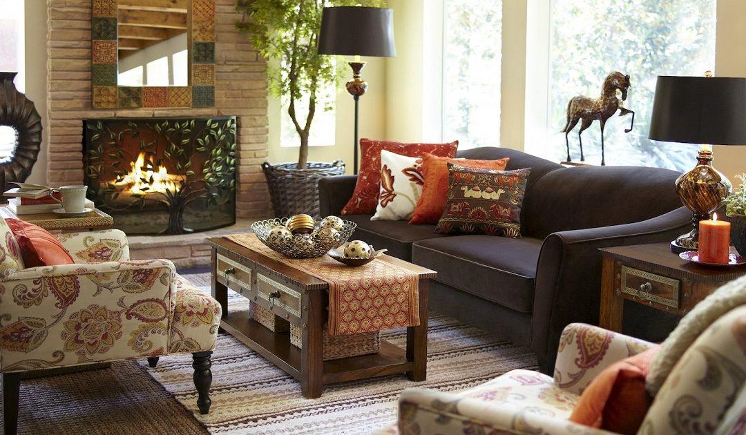 4 أفكار لتجديد ديكور منزلك بألوان الخريف الدافئة